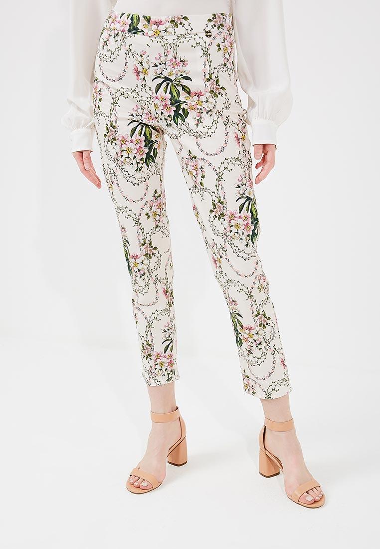 Женские зауженные брюки Blugirl Folies 4215
