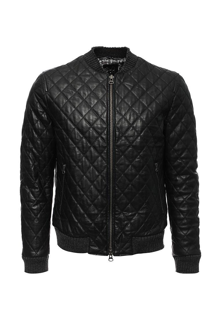 Кожаная куртка Blouson MN093: изображение 1