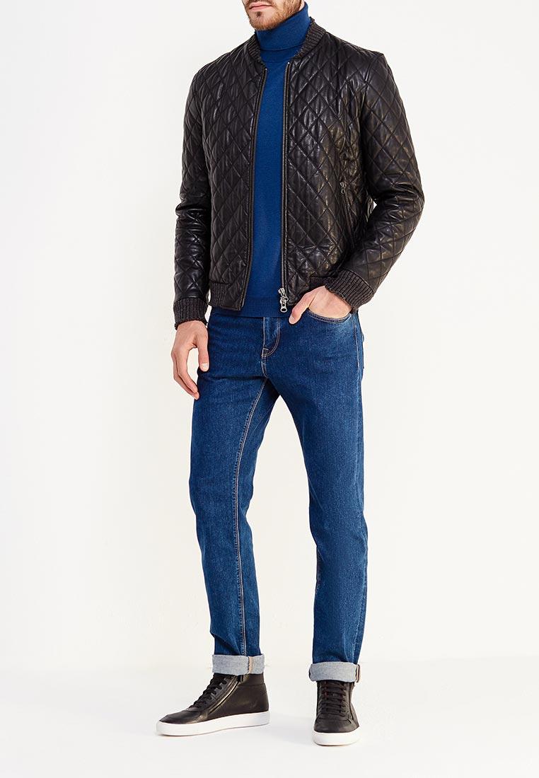 Кожаная куртка Blouson MN093: изображение 2