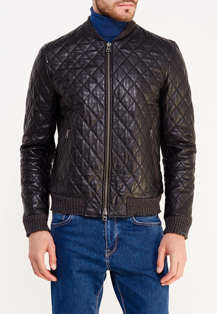 Кожаная куртка Blouson MN093: изображение 3