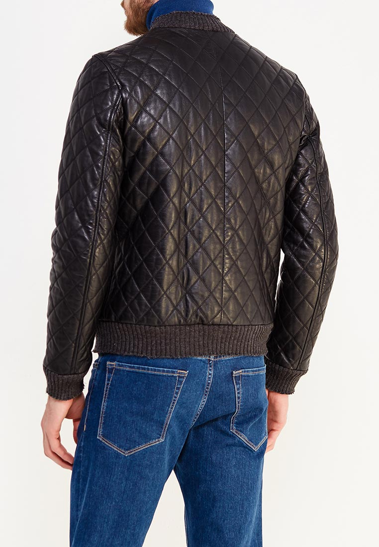 Кожаная куртка Blouson MN093: изображение 4