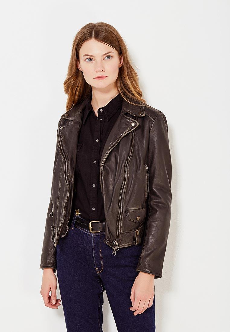 Кожаная куртка Blouson WN101