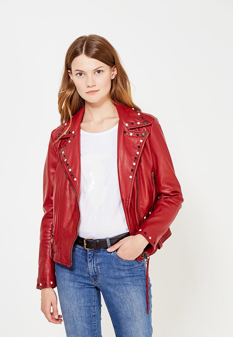 Кожаная куртка Blouson WN103