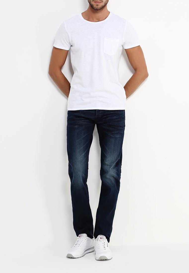Зауженные джинсы Blend (Бленд) 20701297: изображение 6