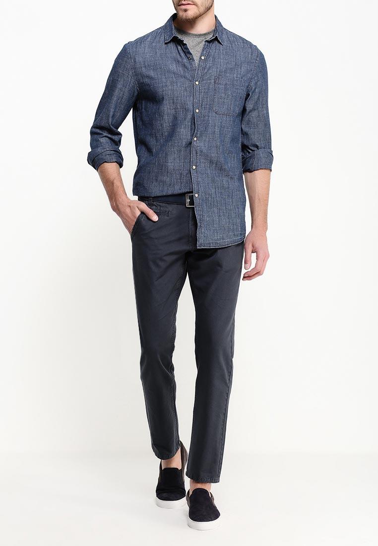 Мужские повседневные брюки Blend (Бленд) 20700993: изображение 7
