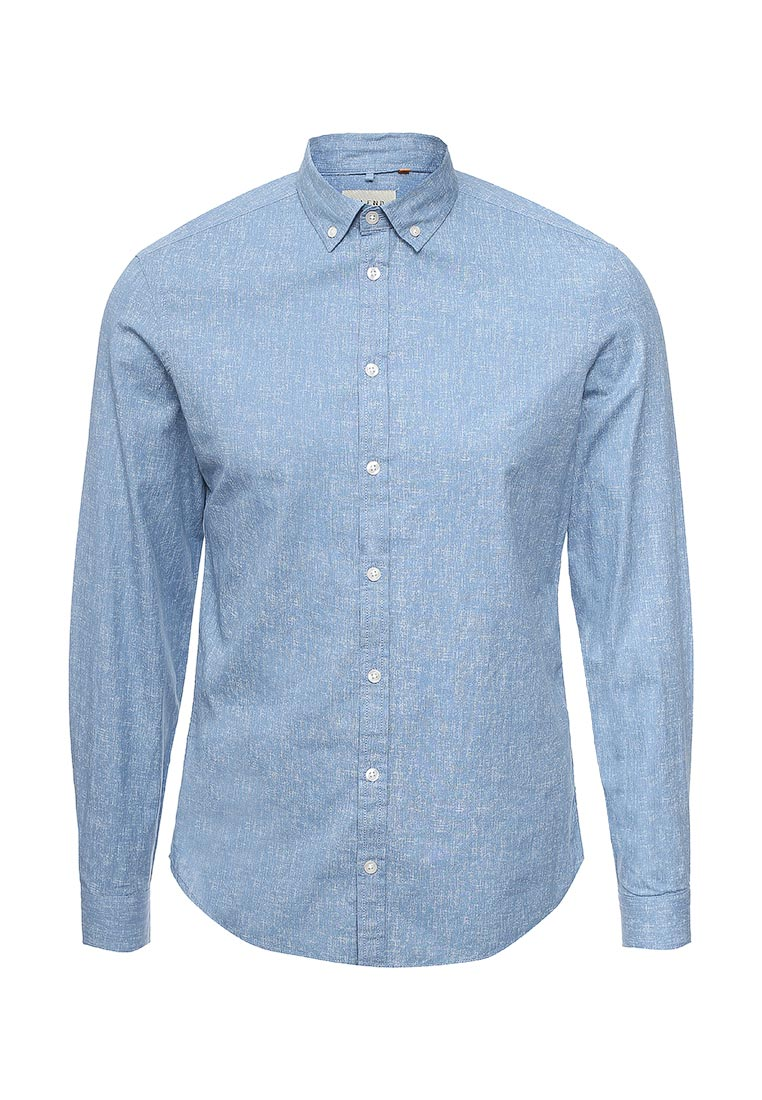Рубашка с длинным рукавом Blend (Бленд) 20703258