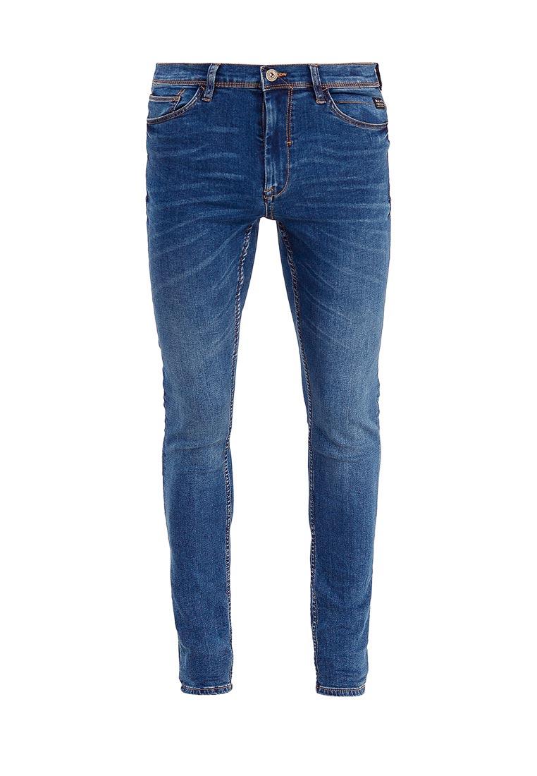 Зауженные джинсы Blend (Бленд) 20704144