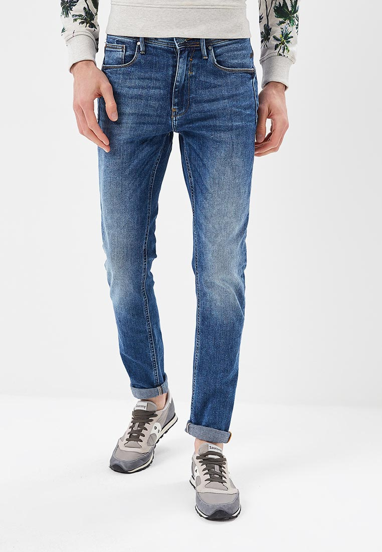 Зауженные джинсы Blend (Бленд) 20705227