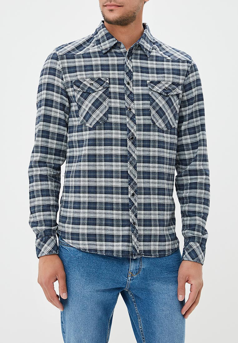 Рубашка с длинным рукавом Blend (Бленд) 20705301