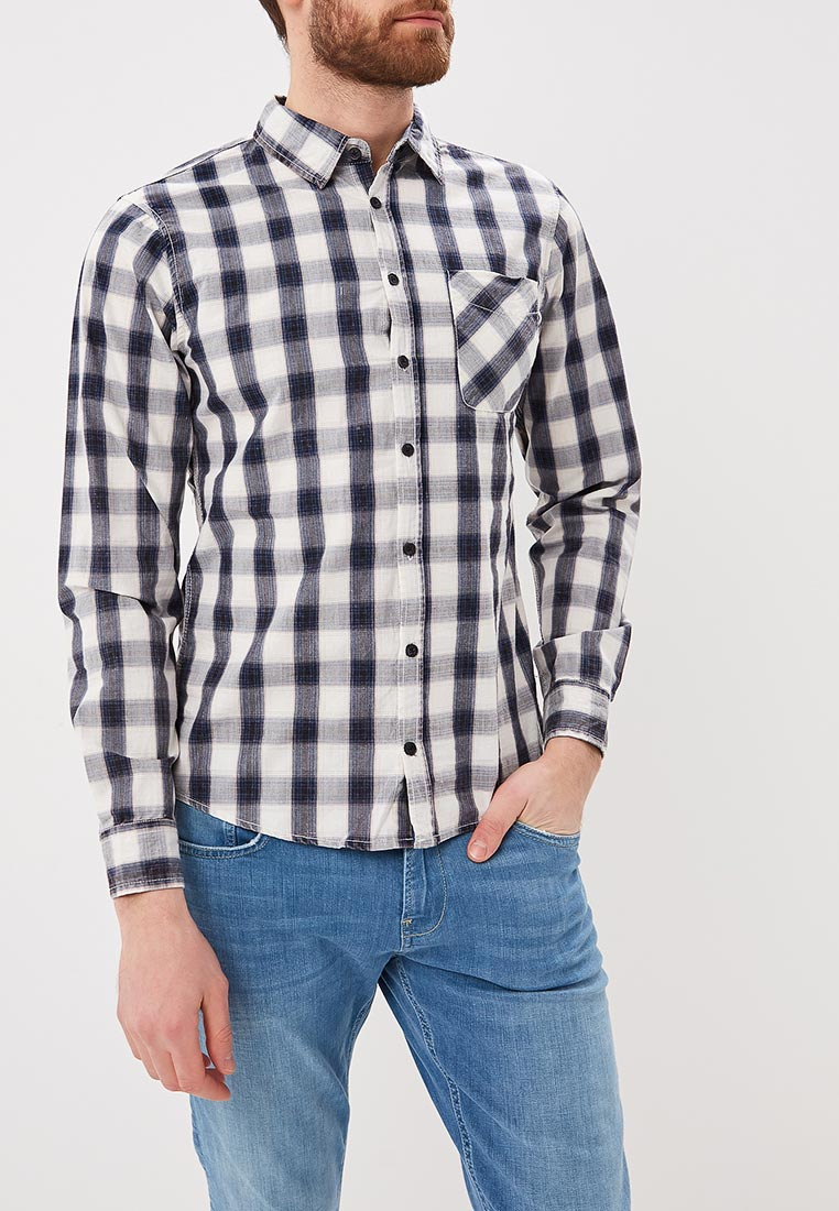 Рубашка с длинным рукавом Blend (Бленд) 20705302