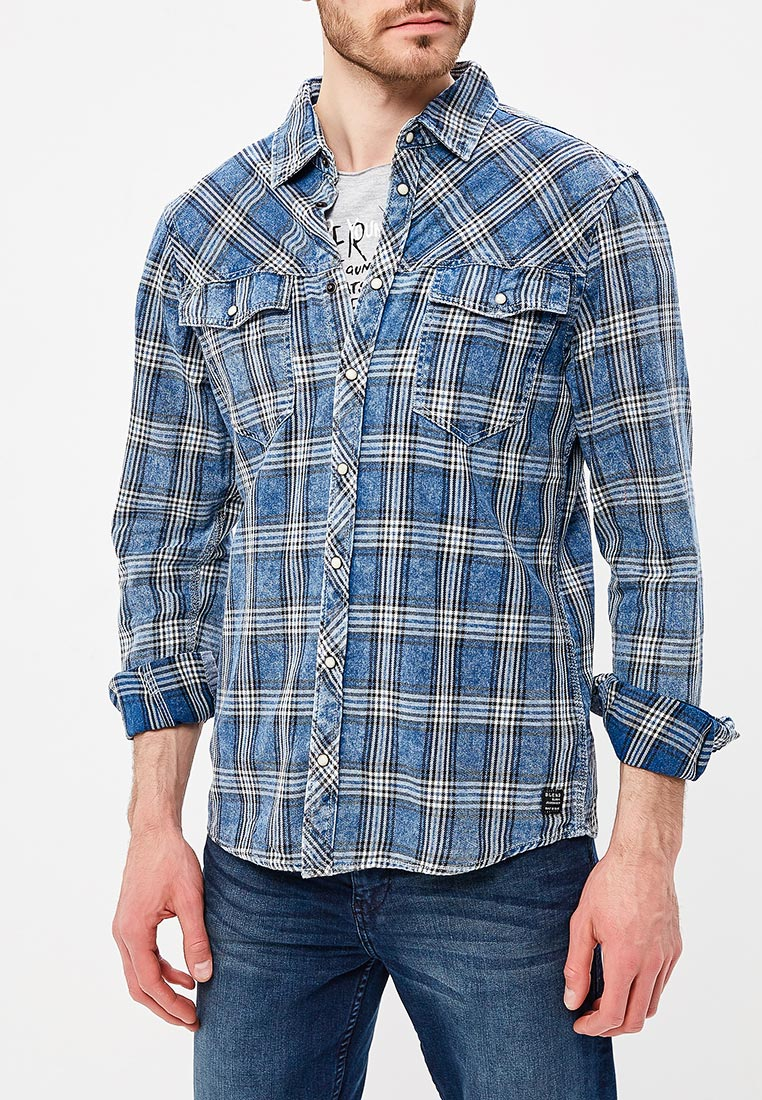 Рубашка с длинным рукавом Blend (Бленд) 20704989
