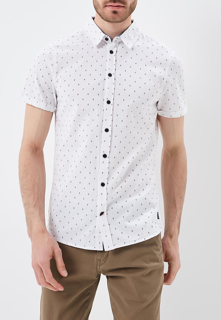Рубашка с коротким рукавом Blend (Бленд) 20704991