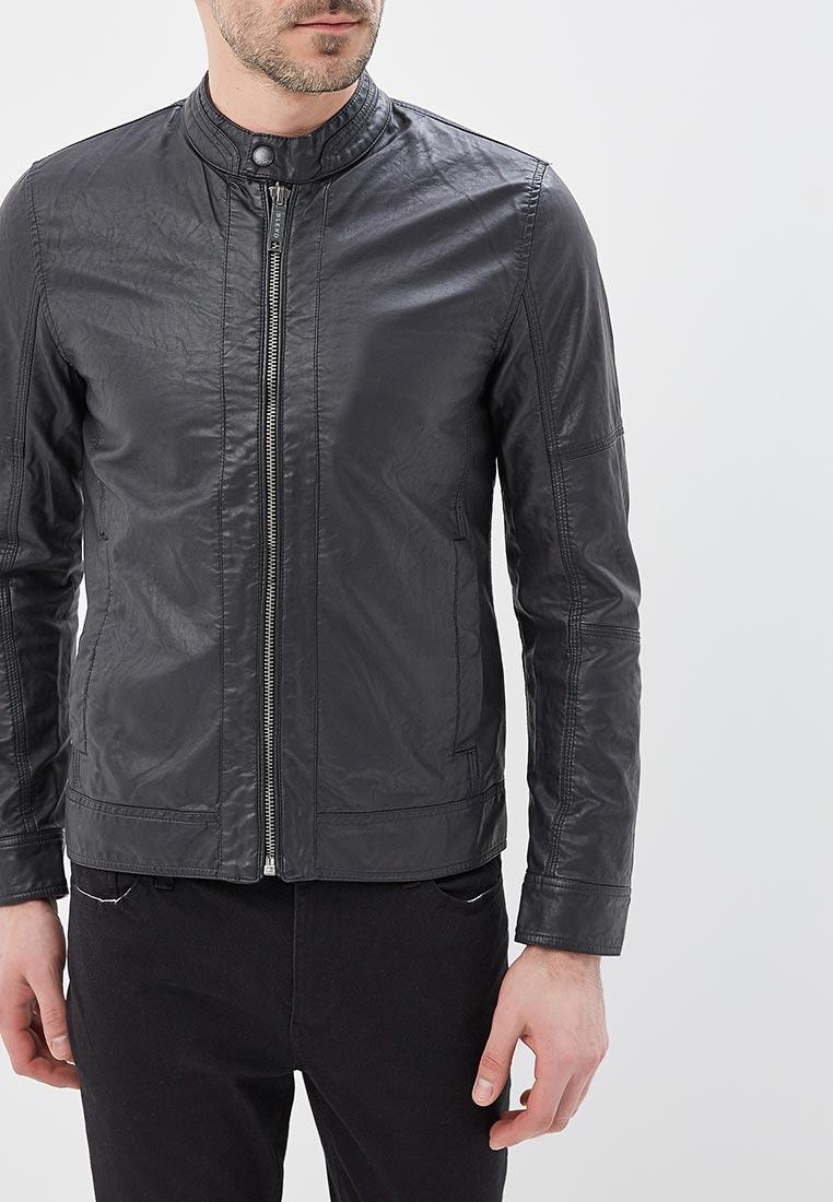 Кожаная куртка Blend (Бленд) 20705067