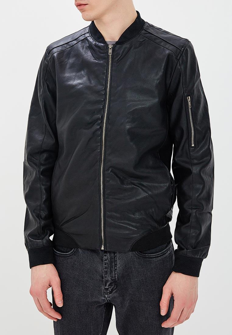 Кожаная куртка Blend (Бленд) 20705393