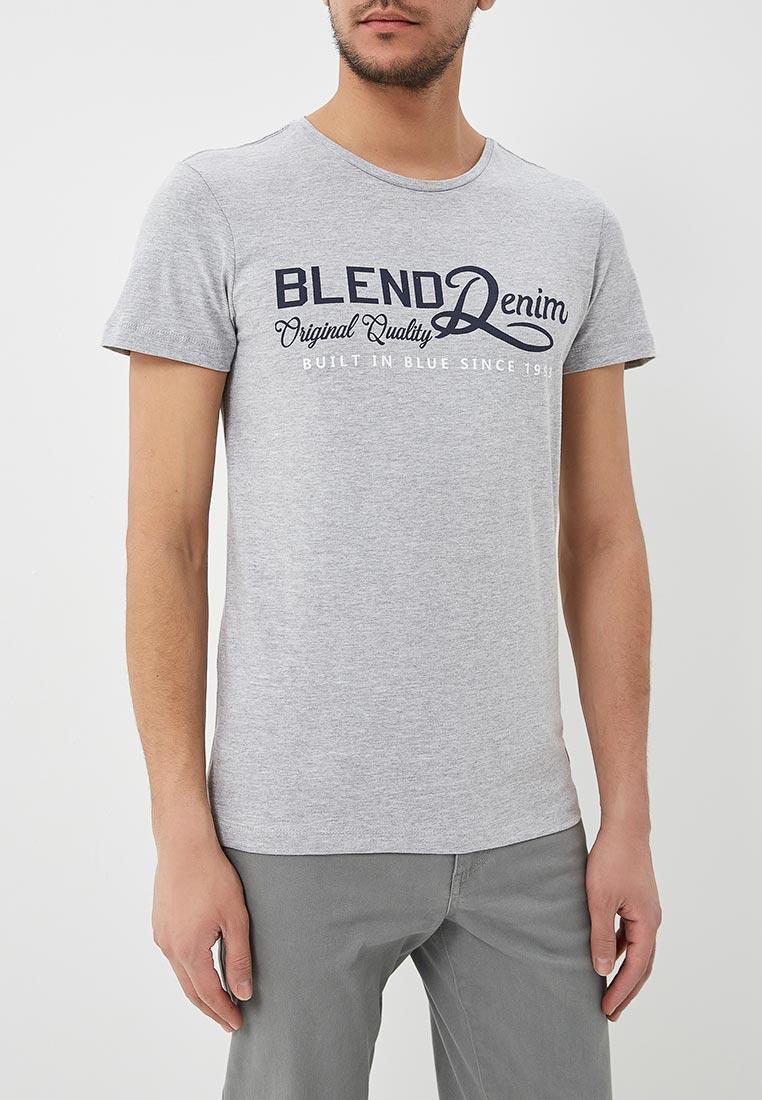 Футболка с коротким рукавом Blend (Бленд) 20705576