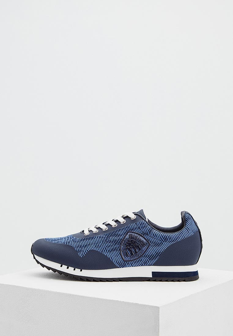 Мужские кроссовки Blauer 8sdetroit01/knit