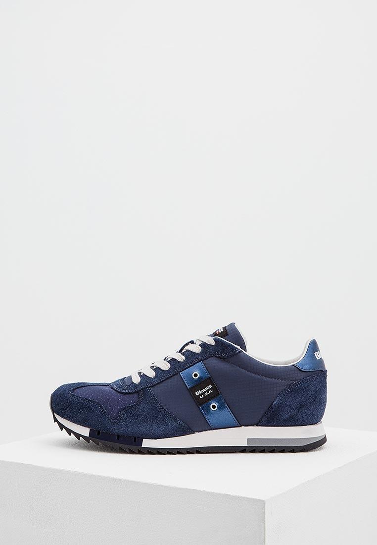 Мужские кроссовки Blauer 8srunlow/top