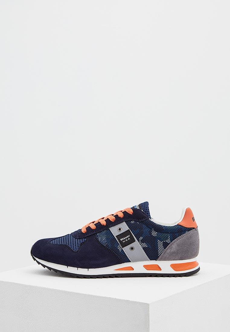 Мужские кроссовки Blauer 8smemphis02/cam