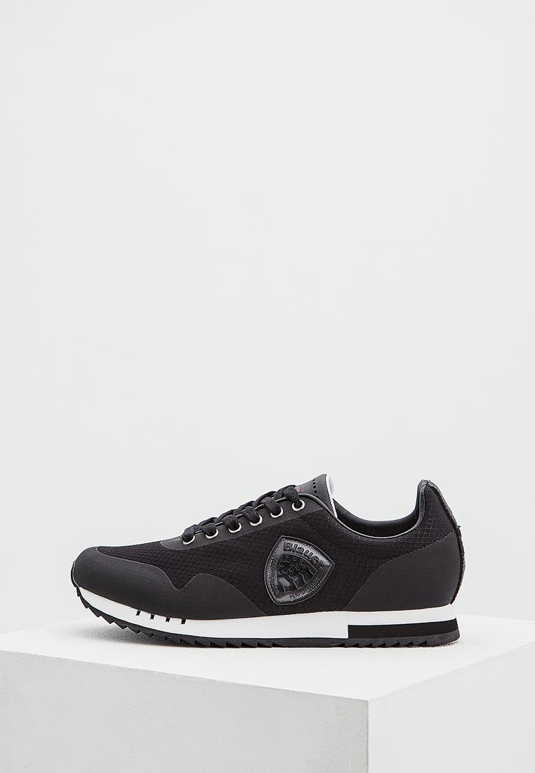 Мужские кроссовки Blauer 8sdetroit04/mes