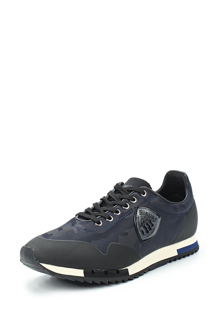 Мужские кроссовки Blauer 7FDETROIT01/CAM