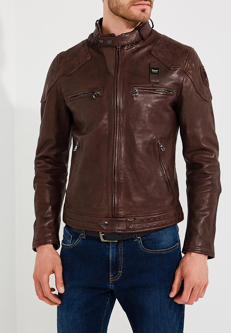 Кожаная куртка Blauer 18sblul02089
