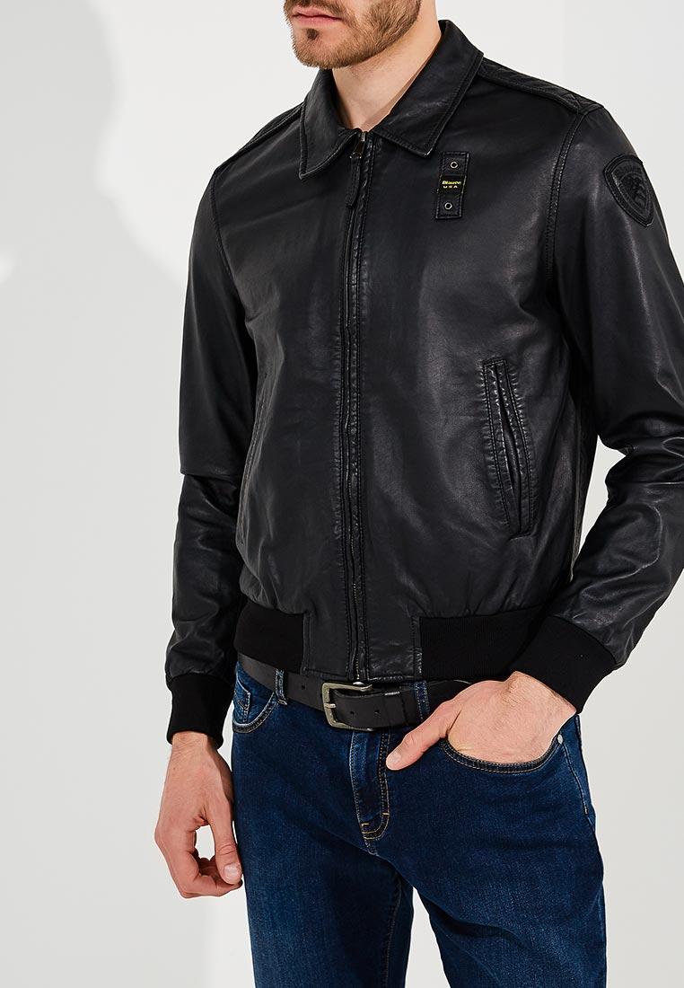 Кожаная куртка Blauer 18sblul02197