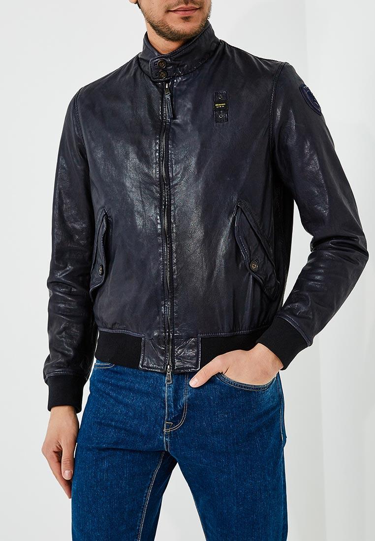 Кожаная куртка Blauer 18sblul02195