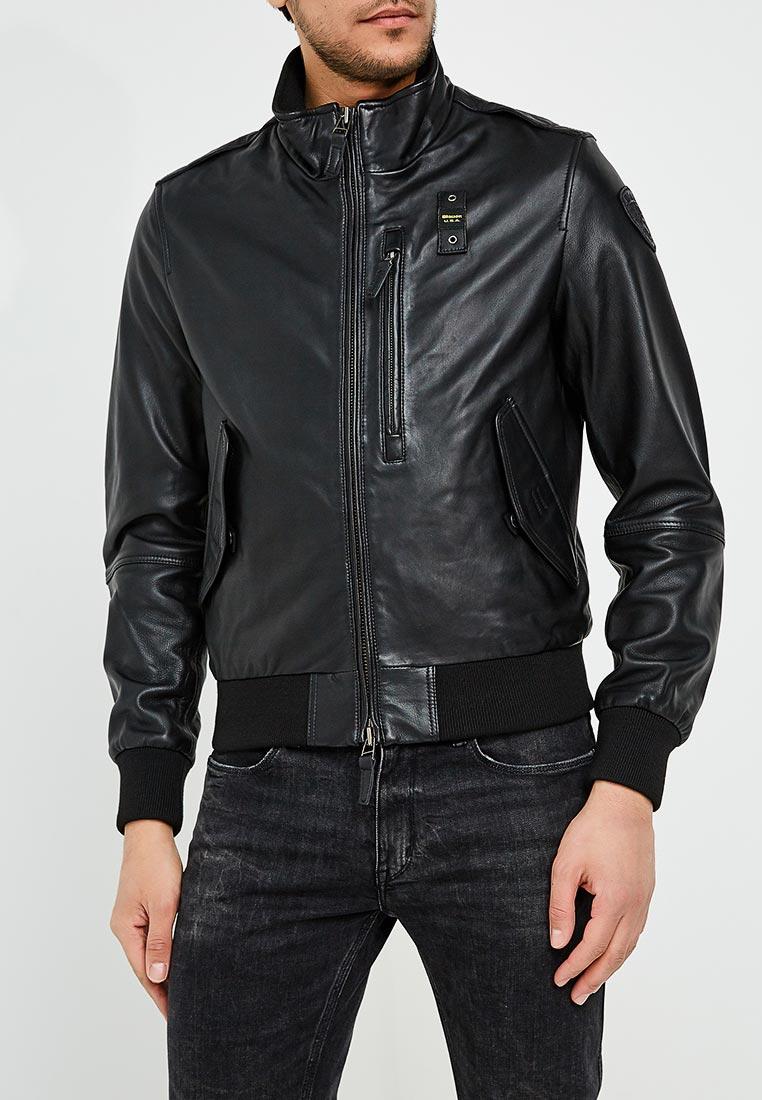 Кожаная куртка Blauer 18sblul02434