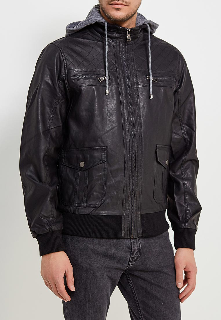Кожаная куртка B.Men B020-D23