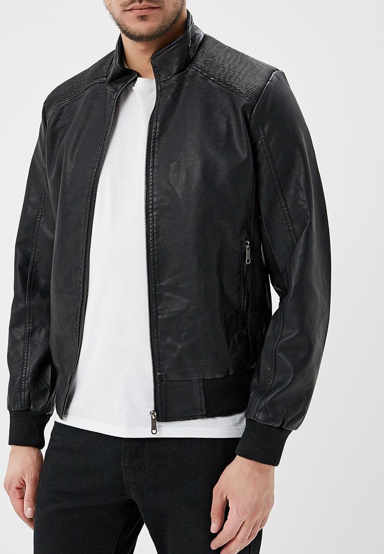 Кожаная куртка B.Men B020-W39