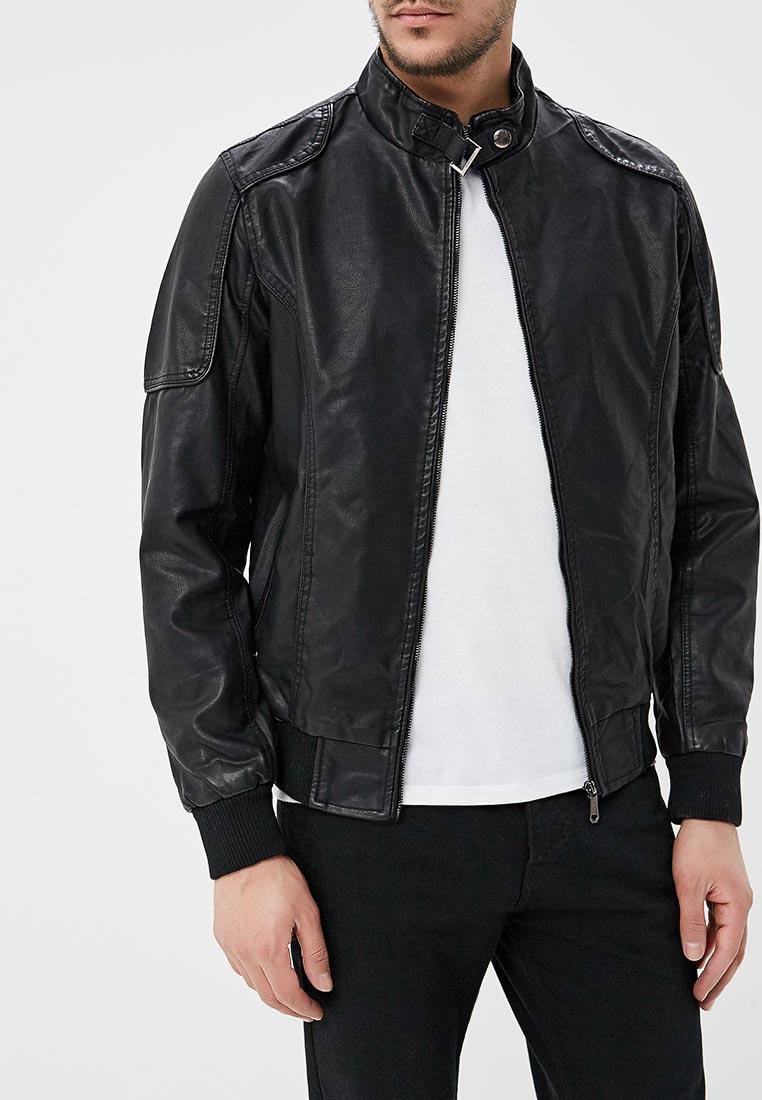 Кожаная куртка B.Men B020-W69