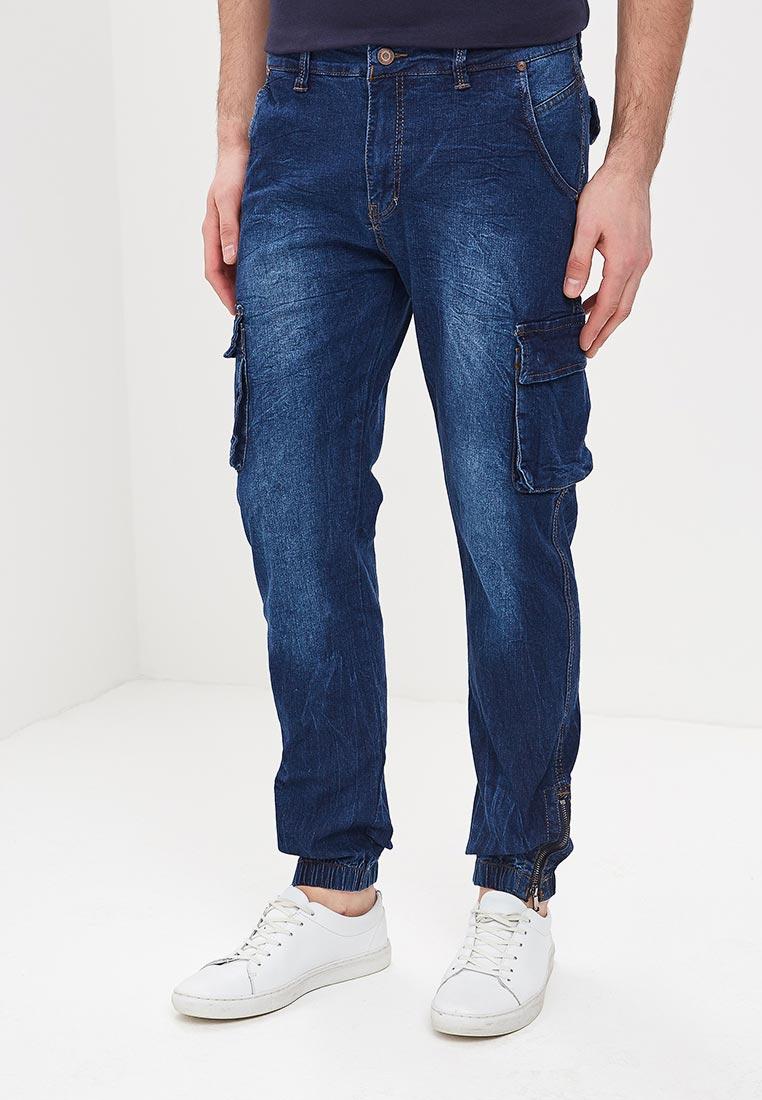 Зауженные джинсы B.Men B020-X5662