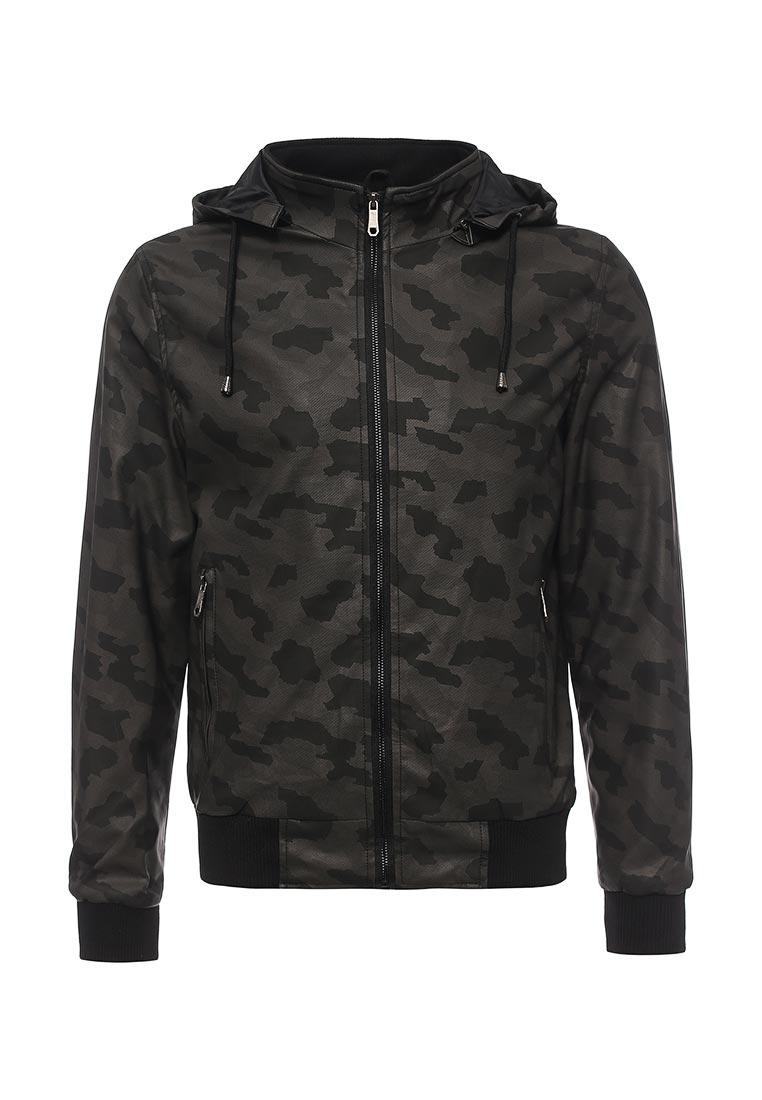 Кожаная куртка B.Men B020-W04