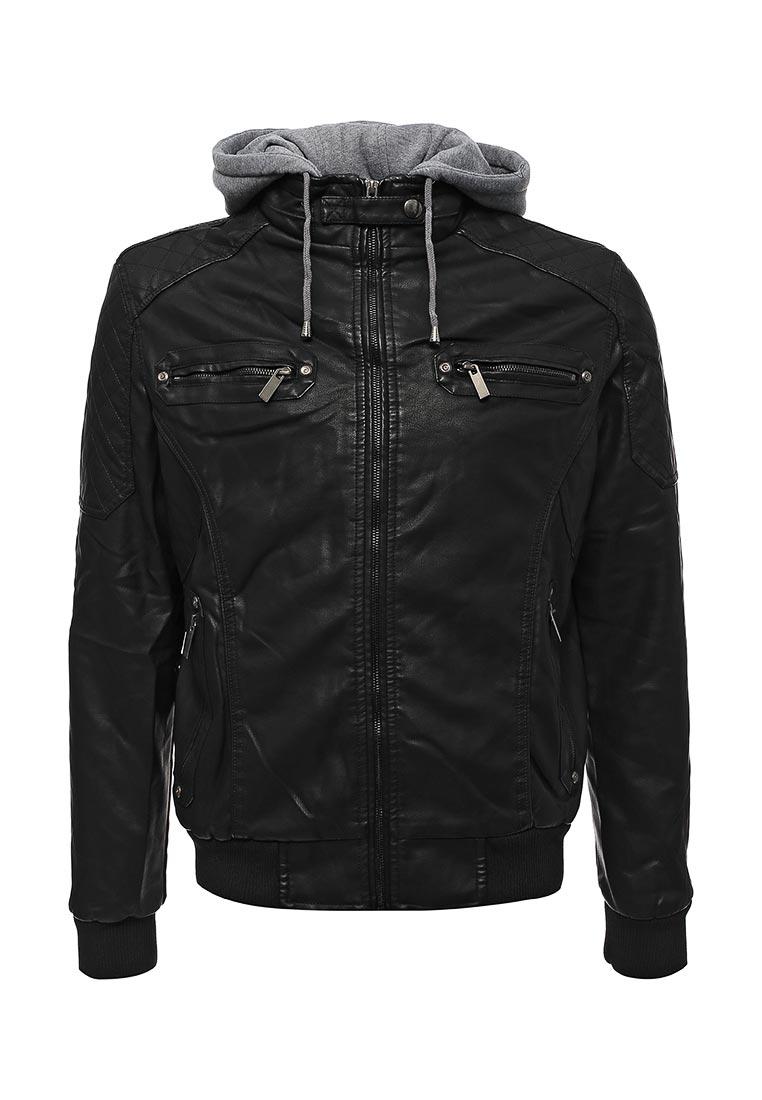 Кожаная куртка B.Men B020-W06