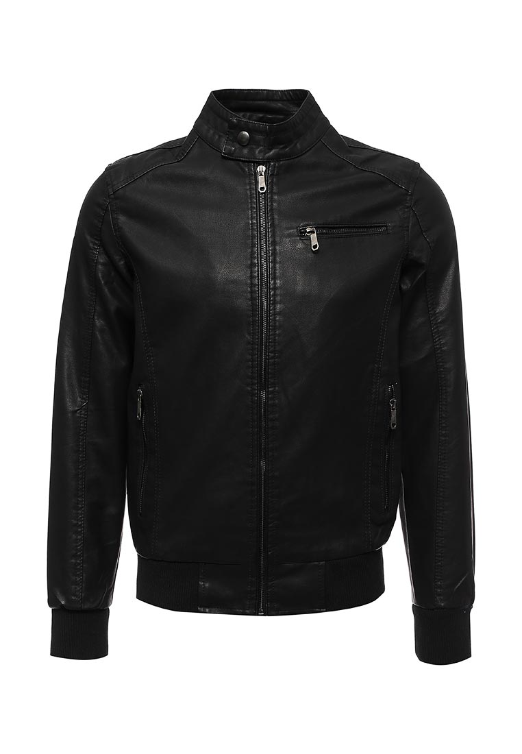 Кожаная куртка B.Men B020-W18