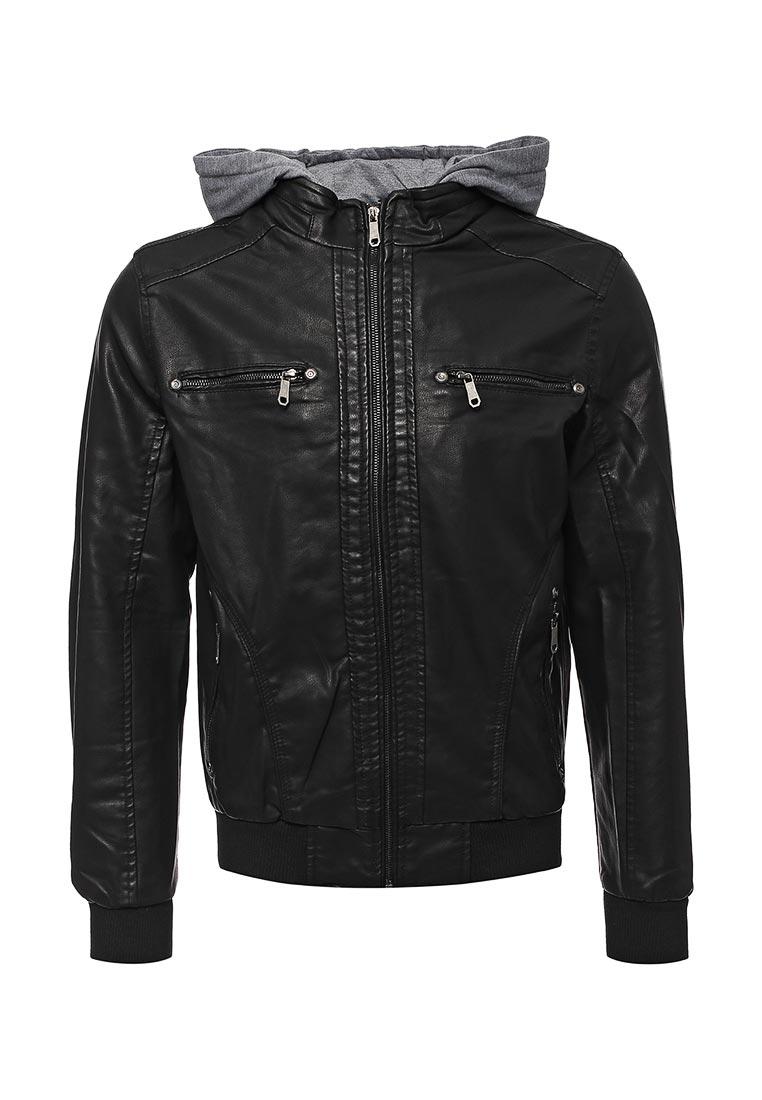 Кожаная куртка B.Men B020-W66