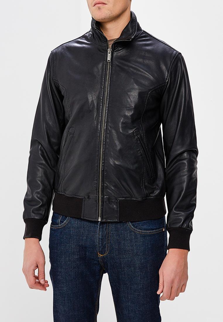 Кожаная куртка Bomboogie JMCHELPLGW