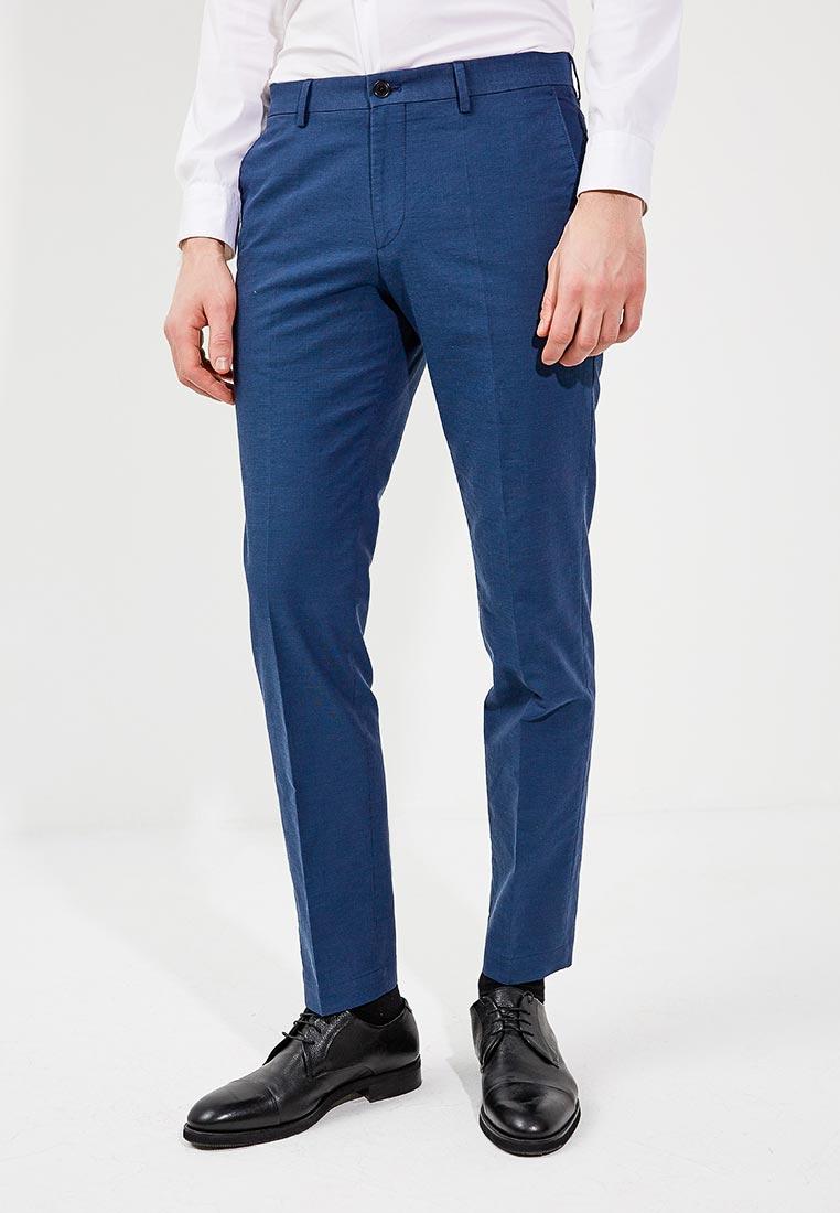 Мужские классические брюки Boss Hugo Boss 50385124