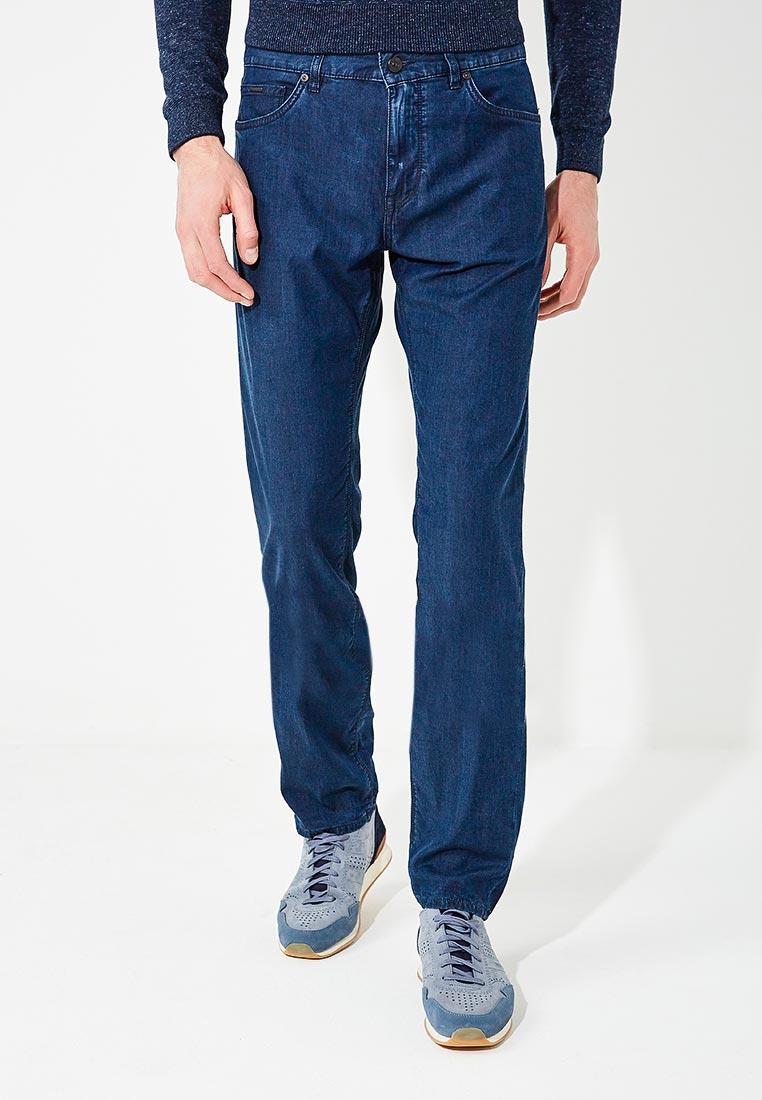 Мужские прямые джинсы Boss Hugo Boss 50384698