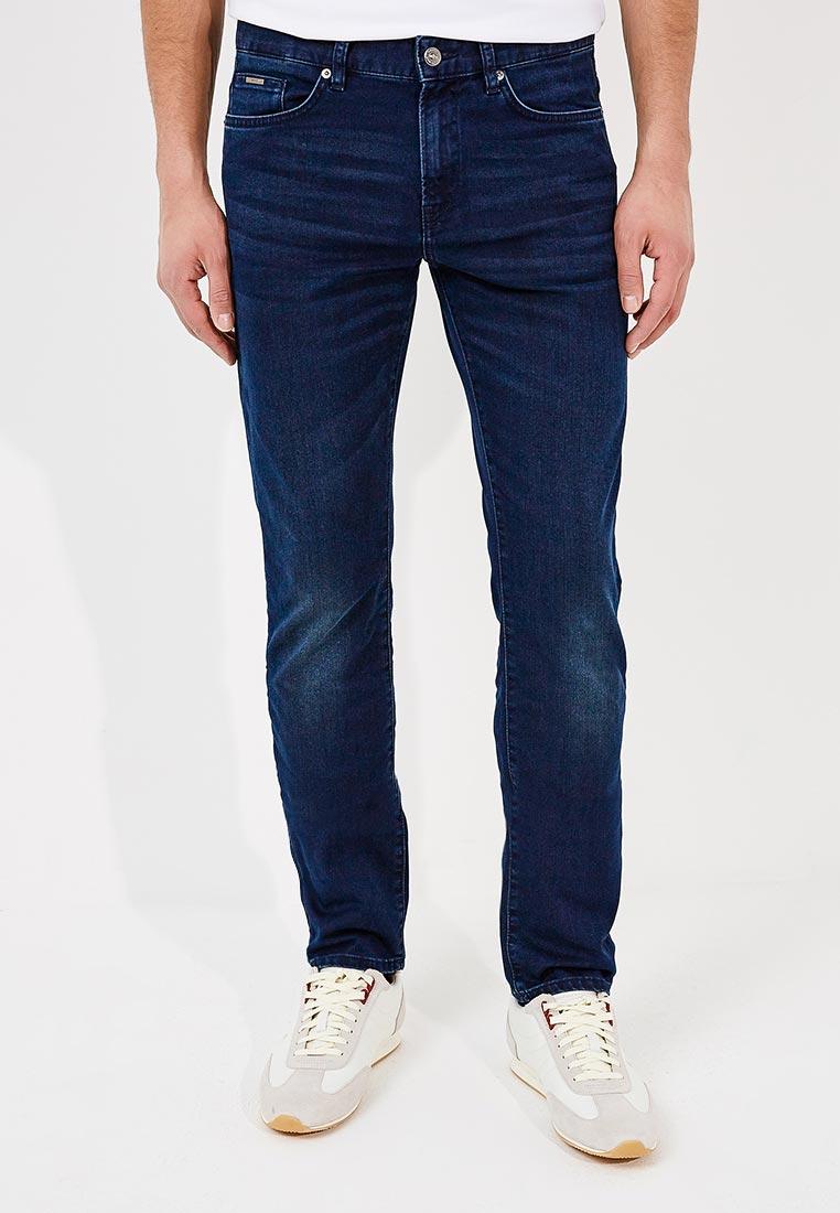 Зауженные джинсы Boss Hugo Boss 50384750