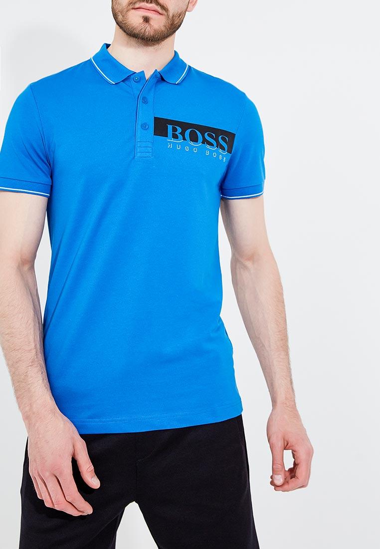 Мужские поло Boss Hugo Boss 50389022