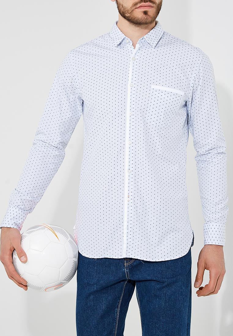 Рубашка с длинным рукавом Boss Hugo Boss 50388591