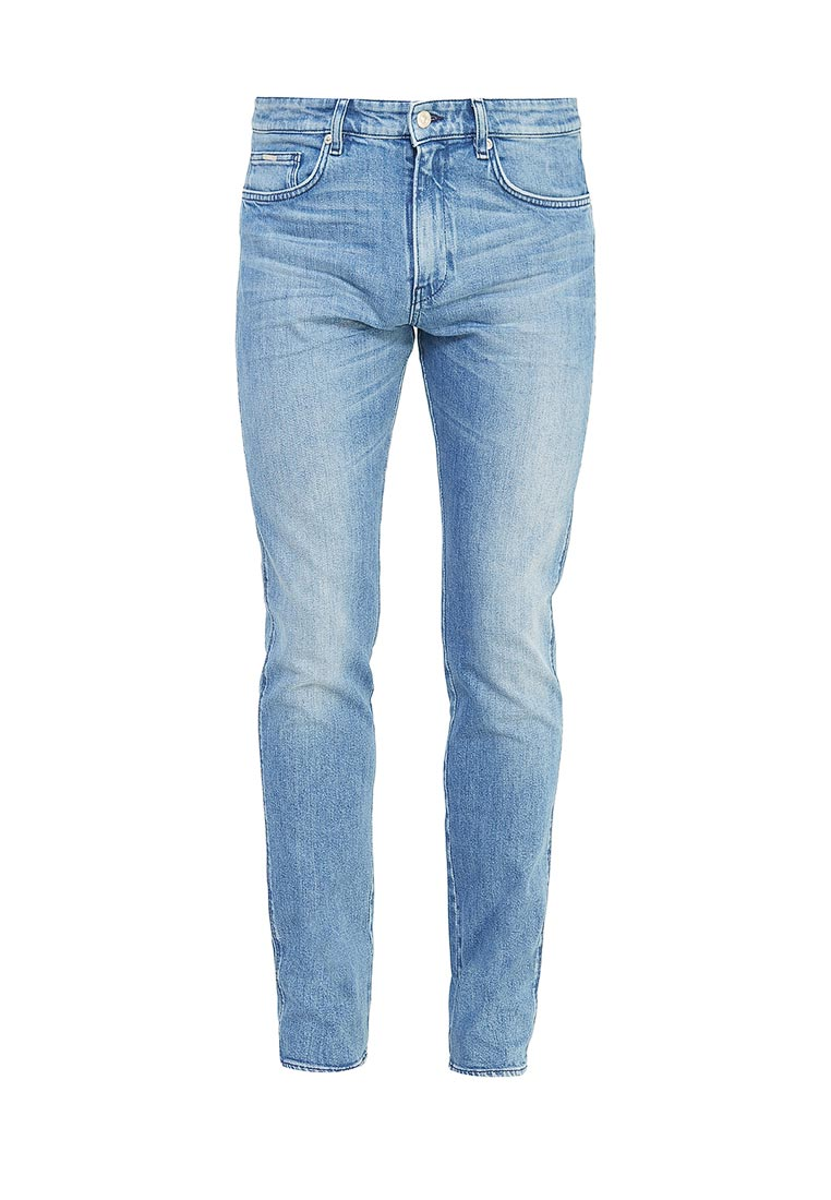 Зауженные джинсы Boss Hugo Boss 50379692