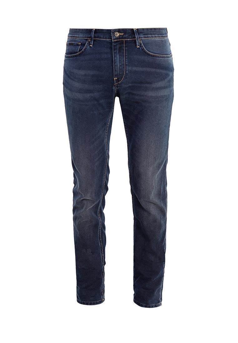 Зауженные джинсы Boss Hugo Boss 50379580