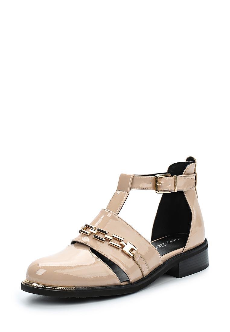 Женские туфли Bona Dea L90-Z11993-14