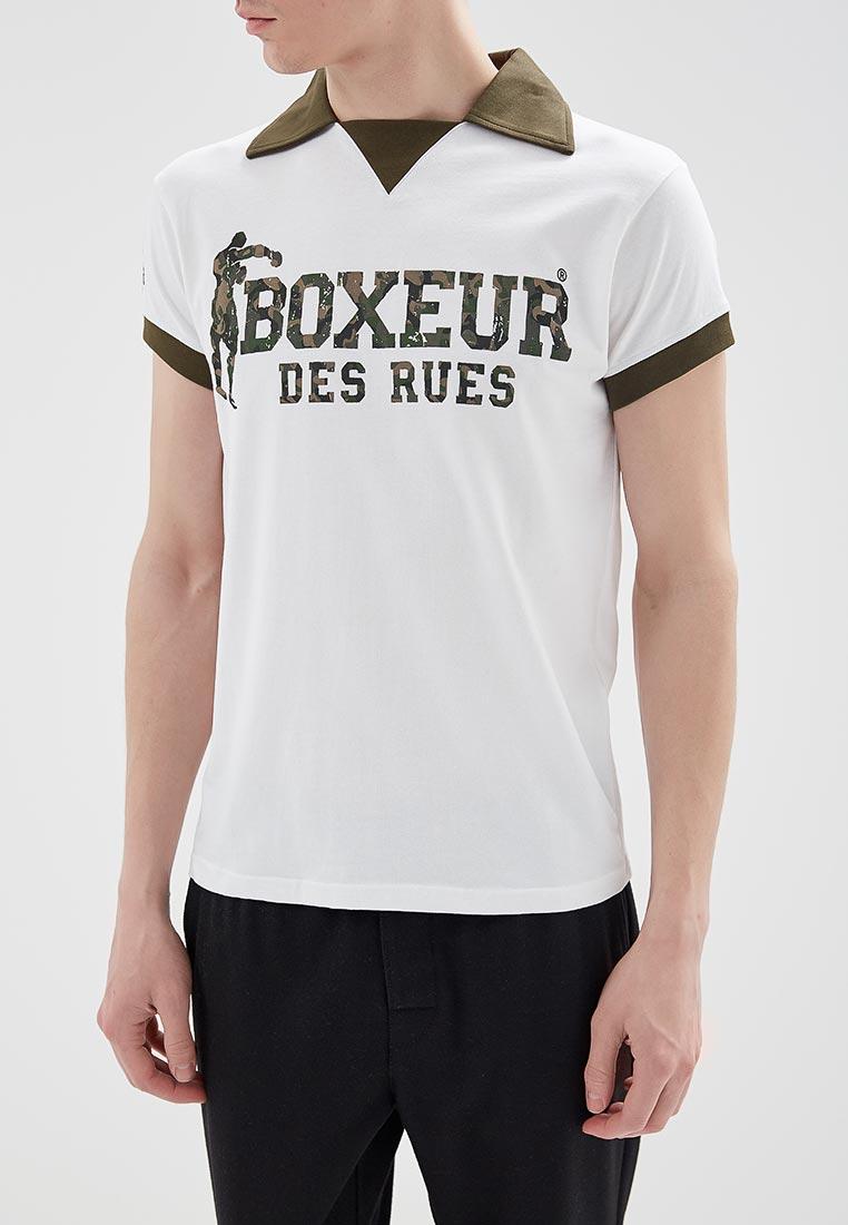 Мужские поло Boxeur Des Rues BX-213E