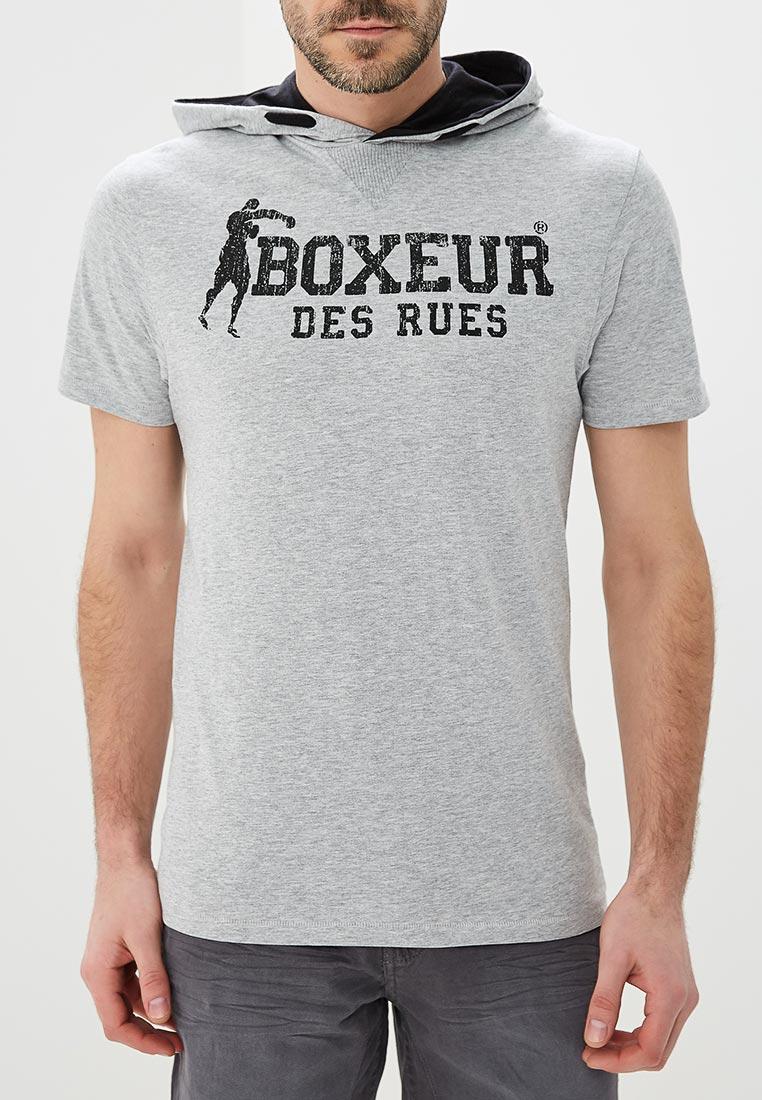 Футболка с коротким рукавом Boxeur Des Rues BX-2677E