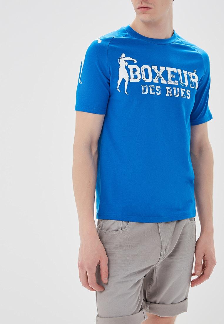 Футболка с коротким рукавом Boxeur Des Rues BX-2843E