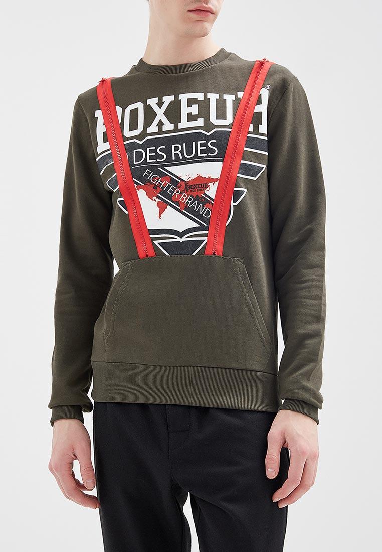 Толстовка Boxeur Des Rues BX-4829E