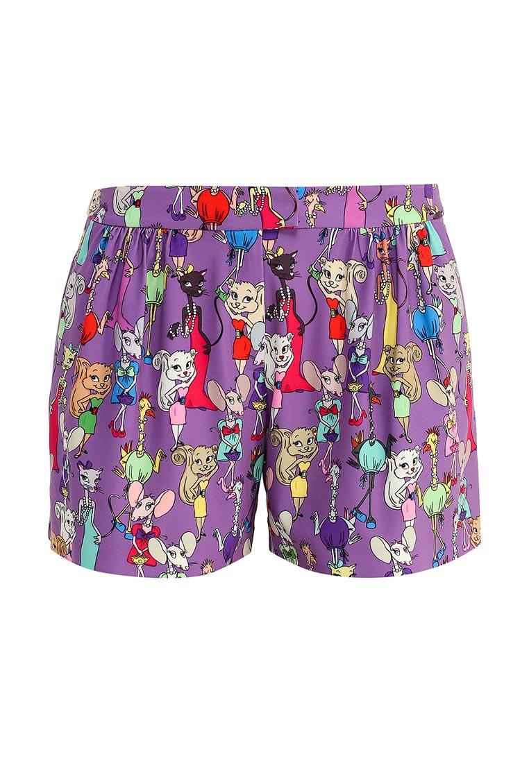 Женские повседневные шорты Boutique Moschino A03121159: изображение 1